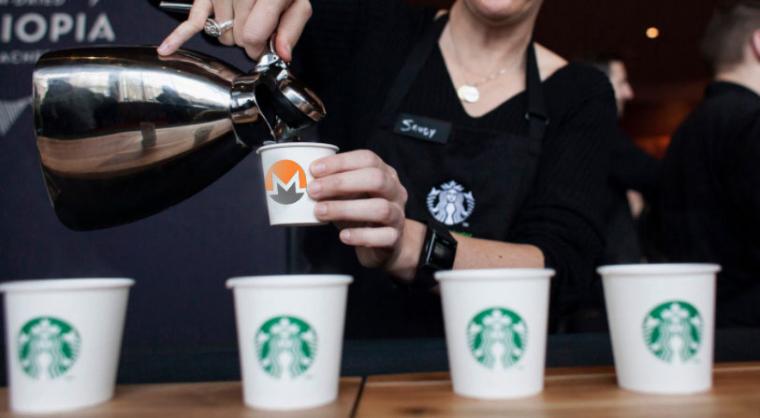 Провайдер сети кофеен Starbucks майнил криптовалюту через ноутбуки посетителе
