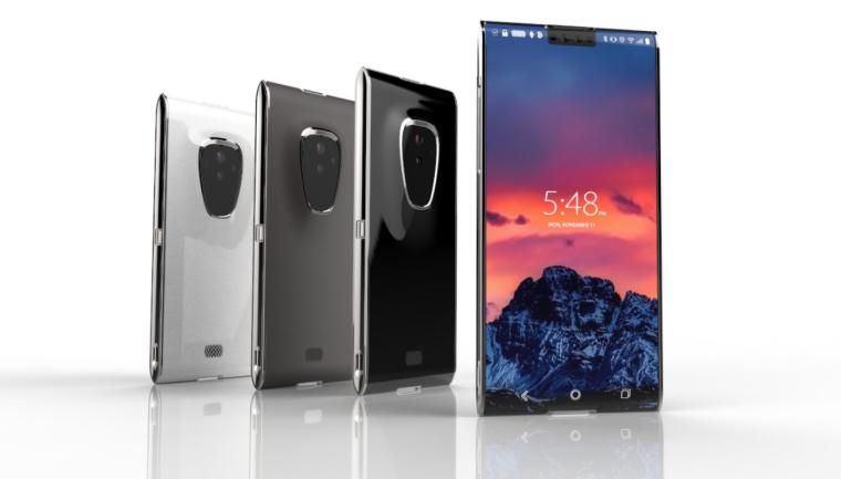 Sirin Labs опубликовала характеристики блокчейн-смартфона Sirin Finney